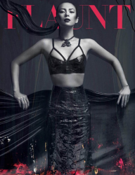 Чжанг Цзы для Flaunt Magazine