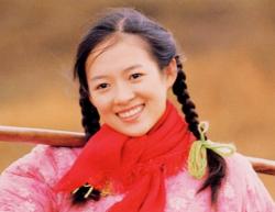 Чжан Цзыи в молодости