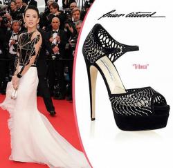 Звездная обувь Чжан Цзыи