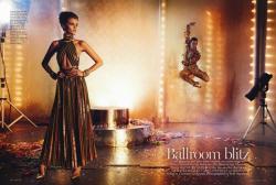 Эбби Ли Кершо для Vogue Australia, апрель 2014