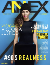 Виктория Джастис в фотосессии для Annex Magazine