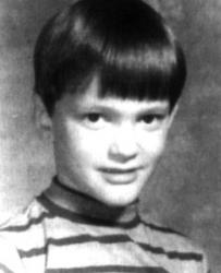 Квентин Тарантино в детстве и молодости