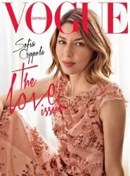 София Коппола для журнала VOGUE AUS, август 2013