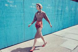 Аризона Мьюз в фотосессии для Vogue UK август 2011