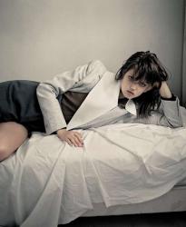Линдси Уиксон в фотосессии Паоло Роверси для M Le Monde #103, сентябрь 2013