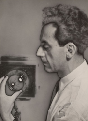 Фотоавтопортрет Ман Рэя, 1931 год