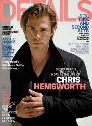 Крис Хемсворт для Details Magazine, 2013