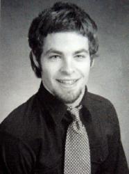Крис Пайн в юности