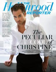 Крис Пайн для The Hollywood Reporter, январь 2014