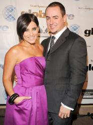 Нелли Фуртадо с мужем