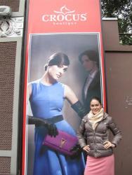 Маша Собко стала лицом мировых брендов