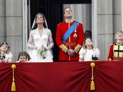 Свадьба  британского принца Уильяма и Кейт Миддлтон
