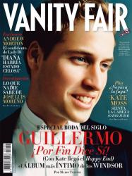 Принц Уильям на обложках журналов