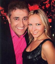 Алексей Литвинов с супругой Настей