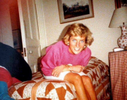 Принцесса Диана сфотографированная 7-летним принцем Уильямом, 1989 год
