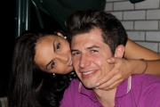 Андрей Джеджула и Инна Крамаренко