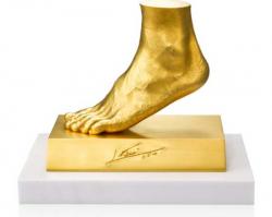 Золотая нога Лионеля Месси