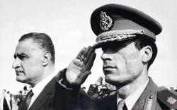 Жизнь Муамара Каддафи в фотографиях
