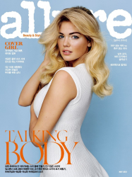 Кейт Аптон для майского выпуска Allure Korea (2013)