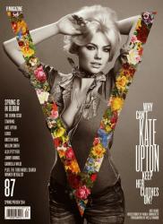 Кейт Аптон для V Magazine, весна 2014
