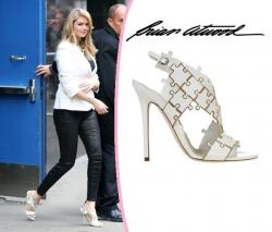 Звездная обувь Кейт Аптон