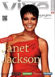 Джанет Джексон на обложках журналов