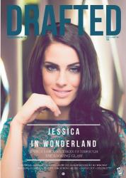 Джессика Лаундс на обложках журналов