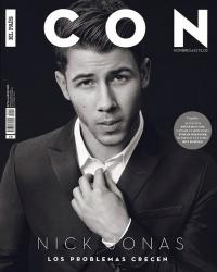 Ник Джонас для Icon, март 2015
