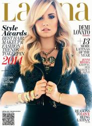Деми Ловато для LATINA Magazine, декабрь 2013