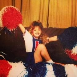 Джессика Альба в детстве и юности