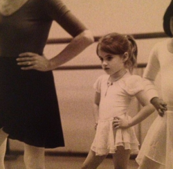 Эмма Робертс в детстве