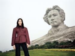 Лиу Вен на родине и в T Magazine