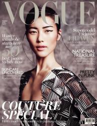 Лиу Вен для Vogue Thailand, октябрь 2013