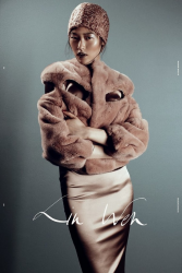 Лиу Вен для Antidote Magazine, 2013