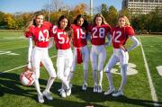 Ангелы Victoria's Secret в рекламе Super Bowl 2015