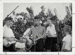 Джон Леннон 6 июля 1957 года