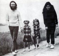 Дети Джона Леннона