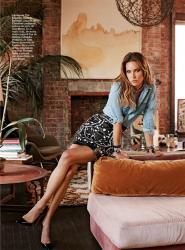 Эрин Уоссон в S Moda Magazine