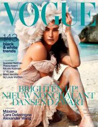Эрин Уоссон для Vogue Netherlands