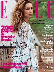 Эрин Уоссон для Elle Italy, март 2014