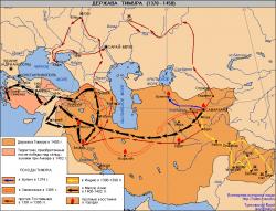 Тамерлан: Держава Тимура (1370-1450)