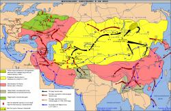 Чингисхан: Монгольские завоевания в XIII веке