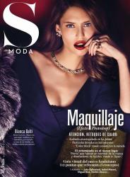 Бьянка Балти для S Moda, октябрь 2013