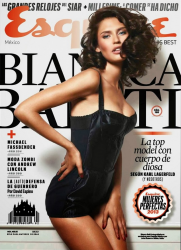 Бьянка Балти для Esquire Mexico, ноябрь 2013