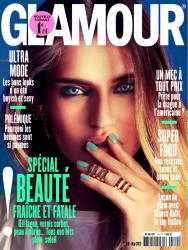 Бьянка Балти для журнала Glamour France Май 2013