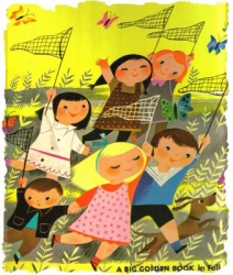 Мэри Блэр. Иллюстрации к детским книжкам