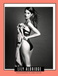 Лили Олдридж для журнала GALORE, сентябрь 2013