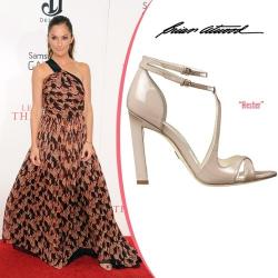 Звездная обувь Минки Келли