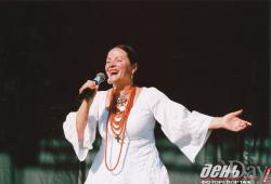 Нина Матвиенко на сцене