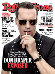 Джон Хэмм для Rolling Stone USA, апрель 2013